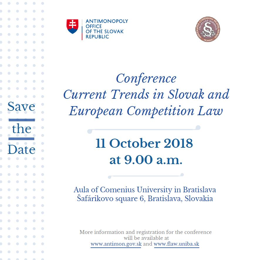 STD October 2018 conference